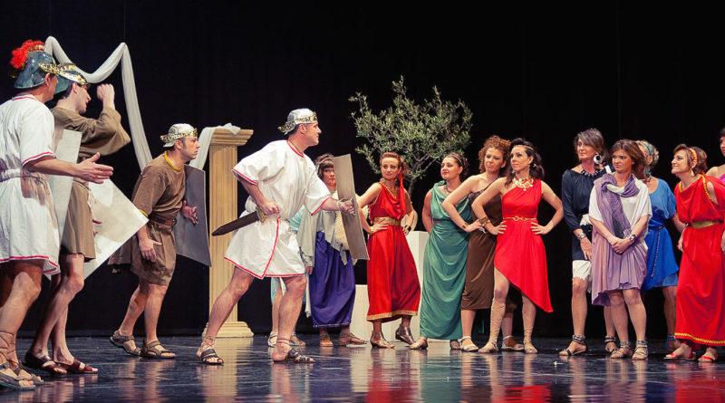 La commedia antica: Aristofane, Lisistrata