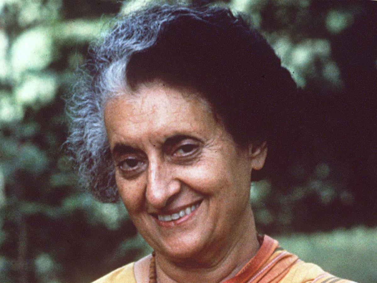 Indira Gandhi fu uccisa a Nuova Delhi il 31 ottobre 1984