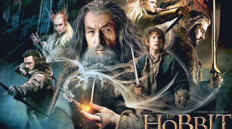 La desolazione di Smaug - Secondo film della trilogia de Lo Hobbit - 2013