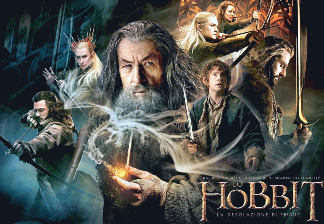 Lo Hobbit: La desolazione di Smaug (2013)