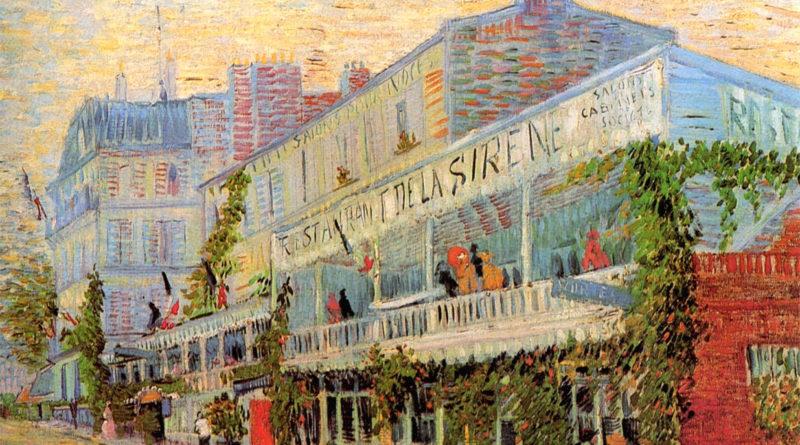 Restaurant de la Sirène ad Asnières - Van Gogh