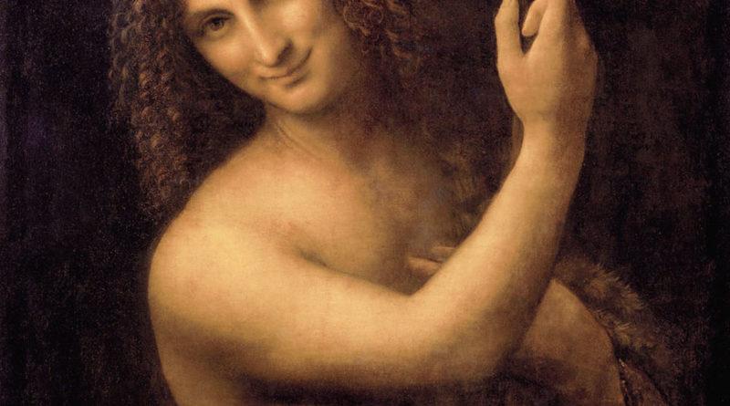 San Giovanni Battista - Leonardo da Vinci (1508-1513)