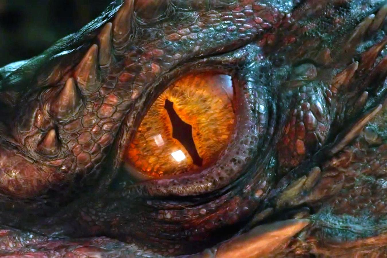 L'occhio del drago Smaug
