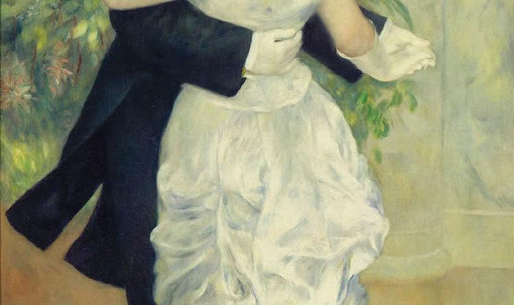 Ballo in citta - Dans a la ville - Renoir - 1883