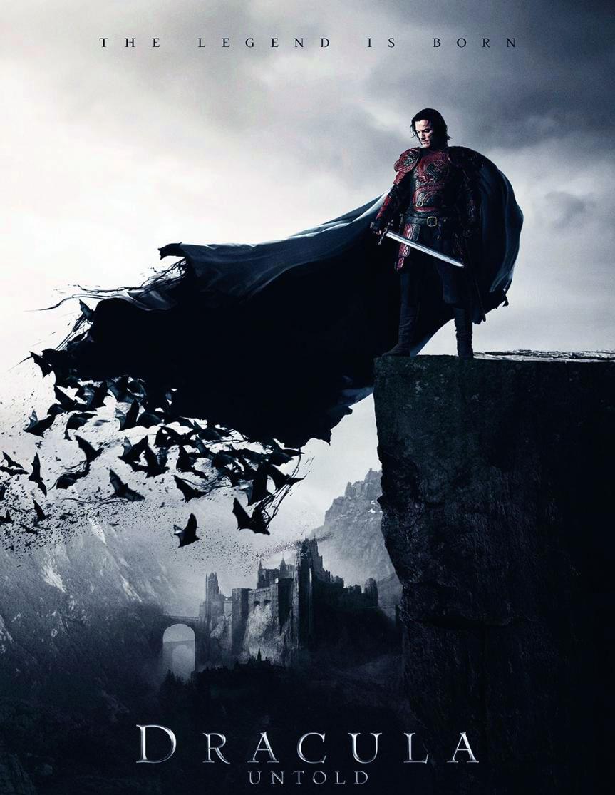 Dracula Untold: poster e locandina