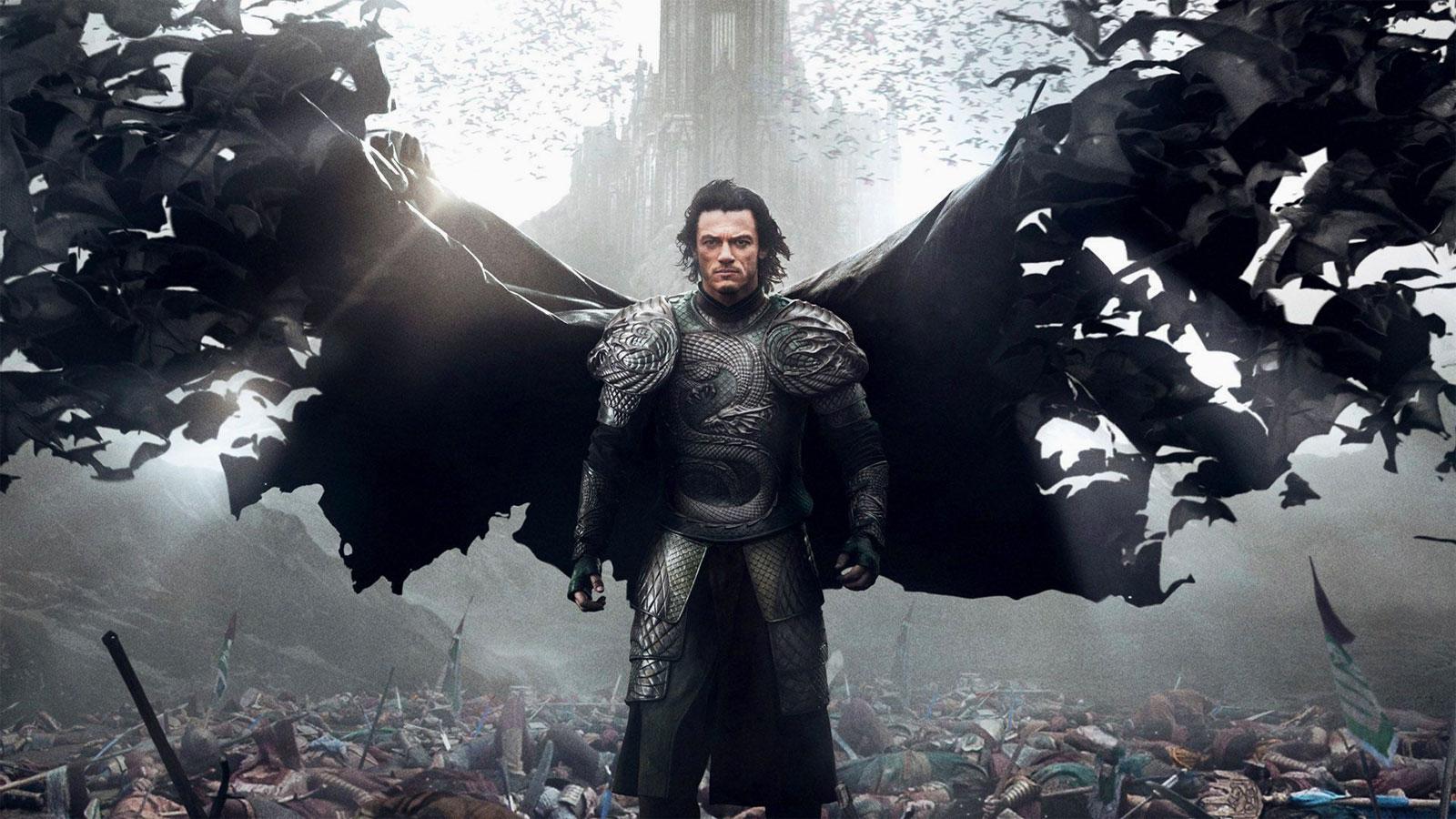 Dracula Untold: Luke Evans