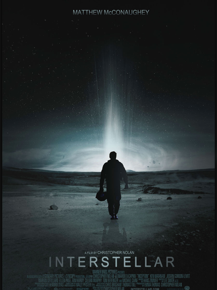 Interstellar poster e locandina