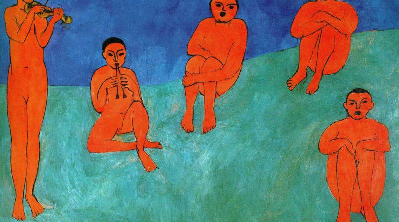 Matisse - Musica - Music - Musique - 1910