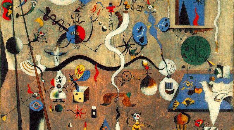 Carnevale di Arlecchino - Joan Miró - 1925