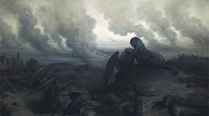 L'Enigma - Gustave Doré