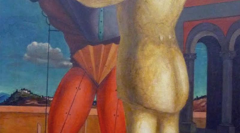 Il figliol prodigo (Giorgio De Chirico, 1922)