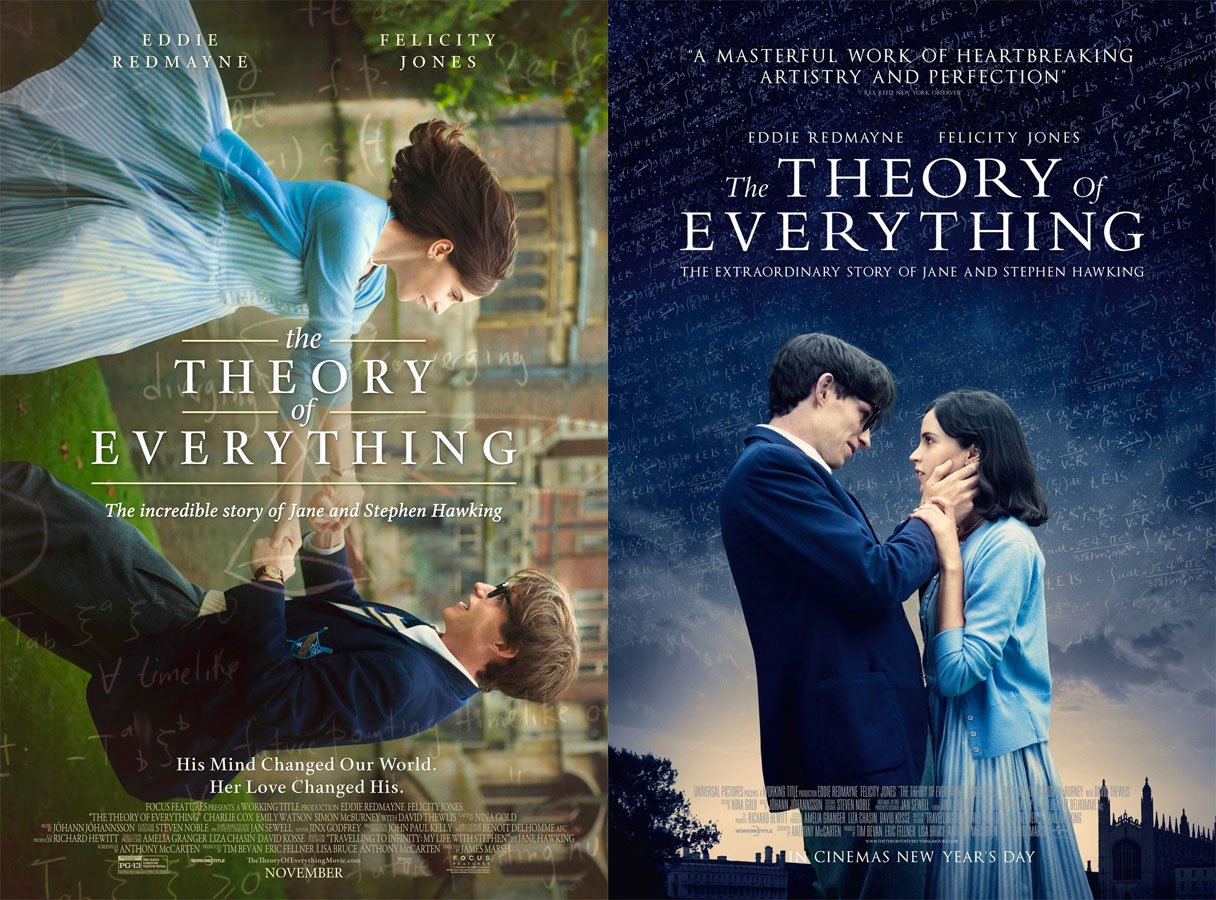 La teoria del tutto - The Theory of Everything - 2014