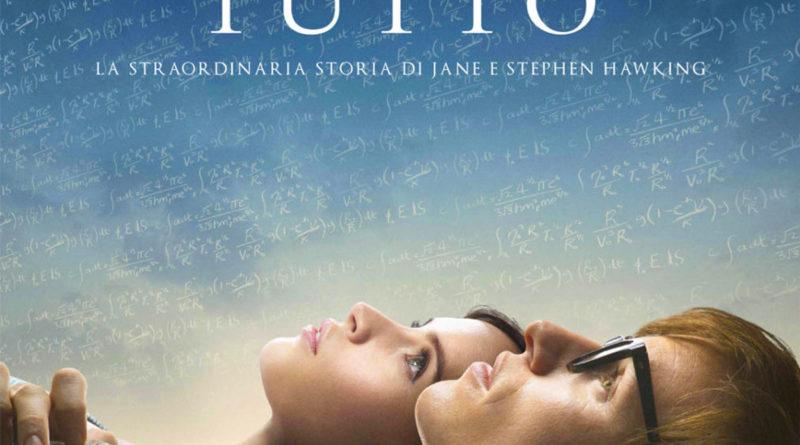 La teoria del tutto - poster del film