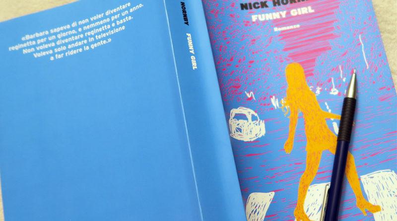 Funny Girl - libro - Nick Hornby - 2014