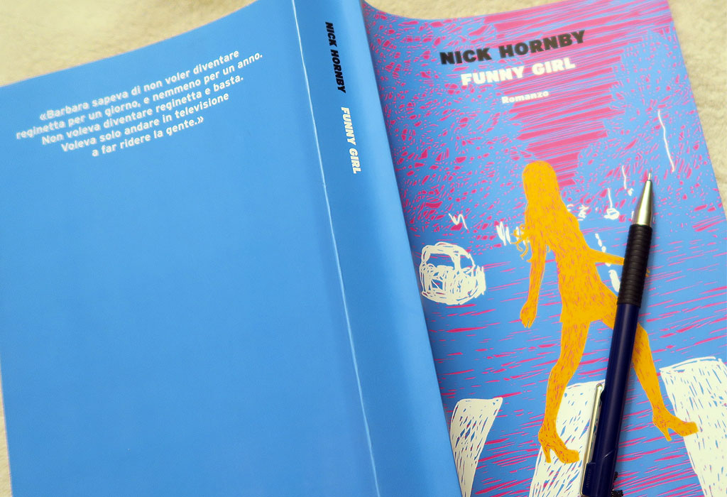 Funny Girl - libro - Nick Hornby - 2014
