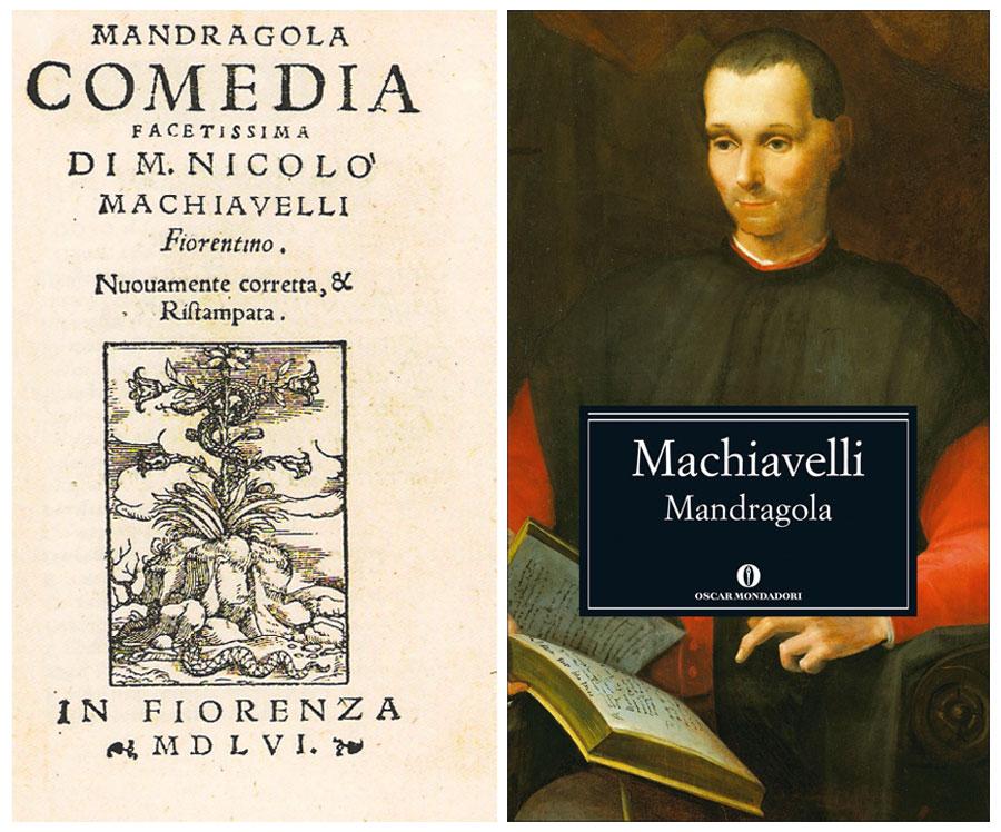 La Mandragola - Machiavelli - riassunto