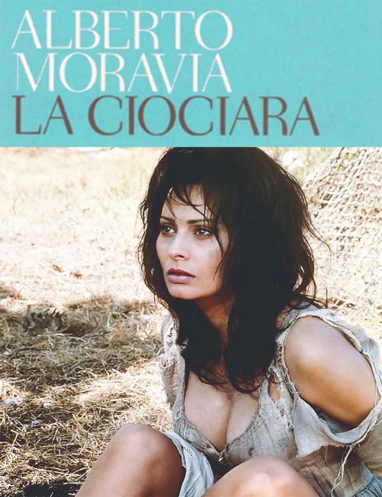 La ciociara - romanzo di Alberto Moravia - 1957