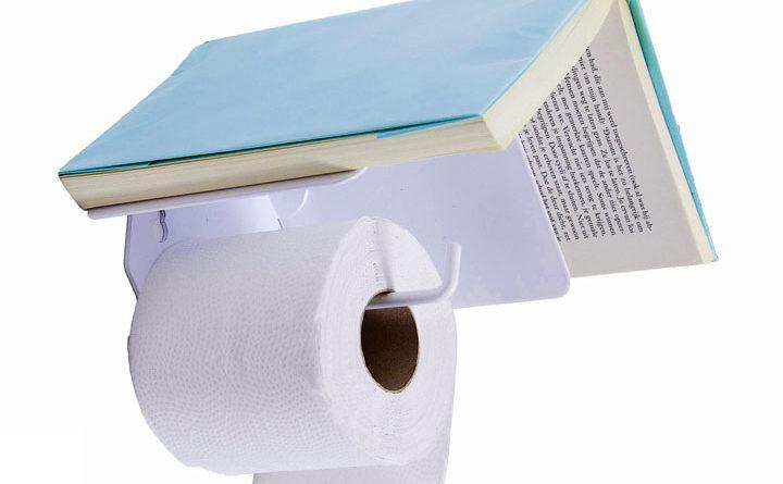 Libro carta igienica