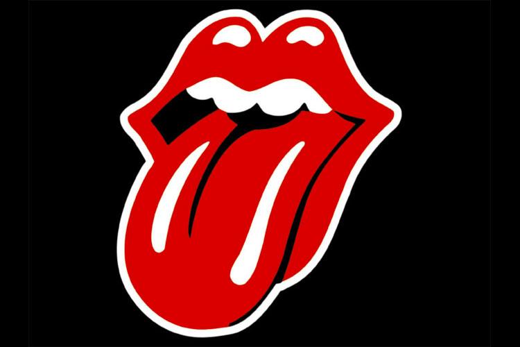 The Rolling Stones - Il celebre simbolo della bocca con la lingua