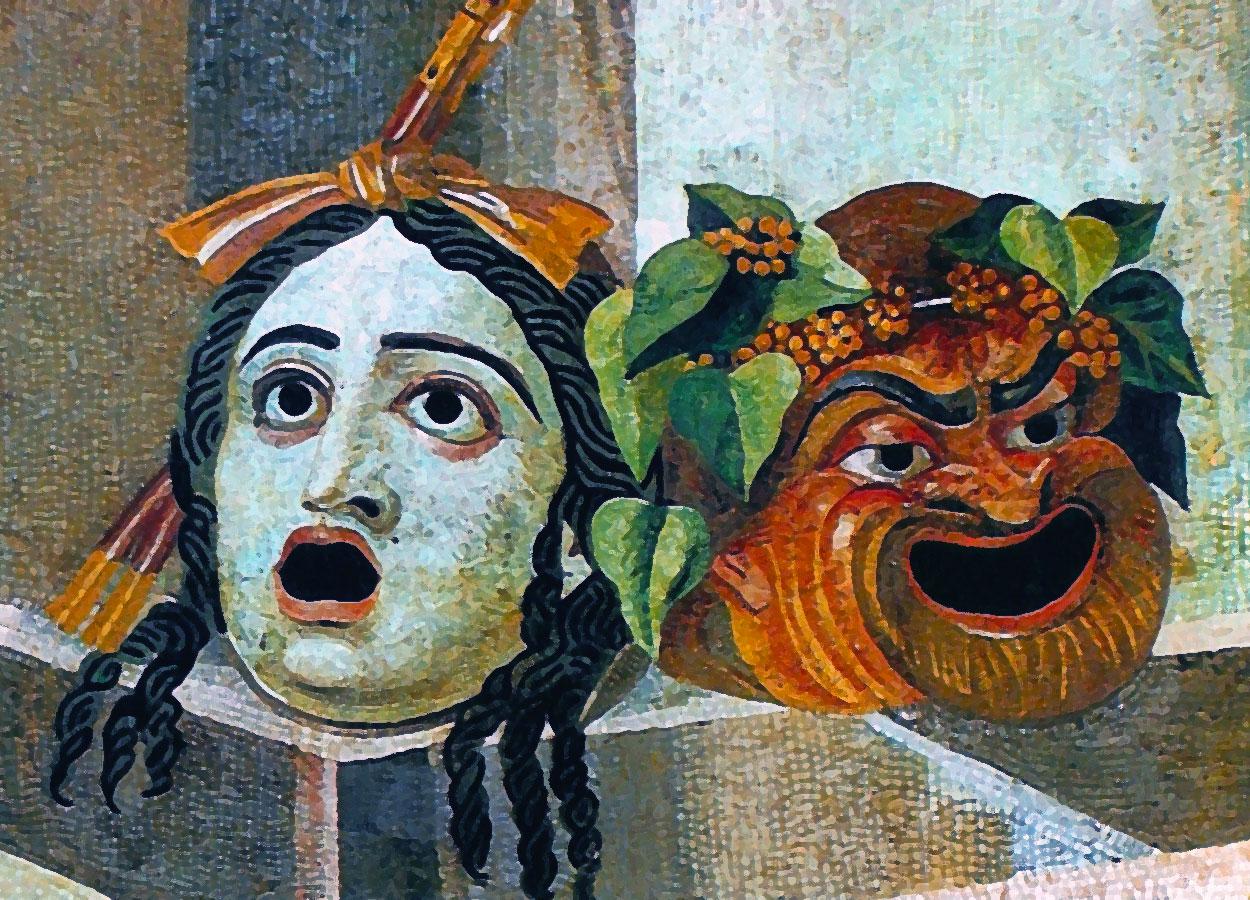 Il teatro greco e il teatro romano