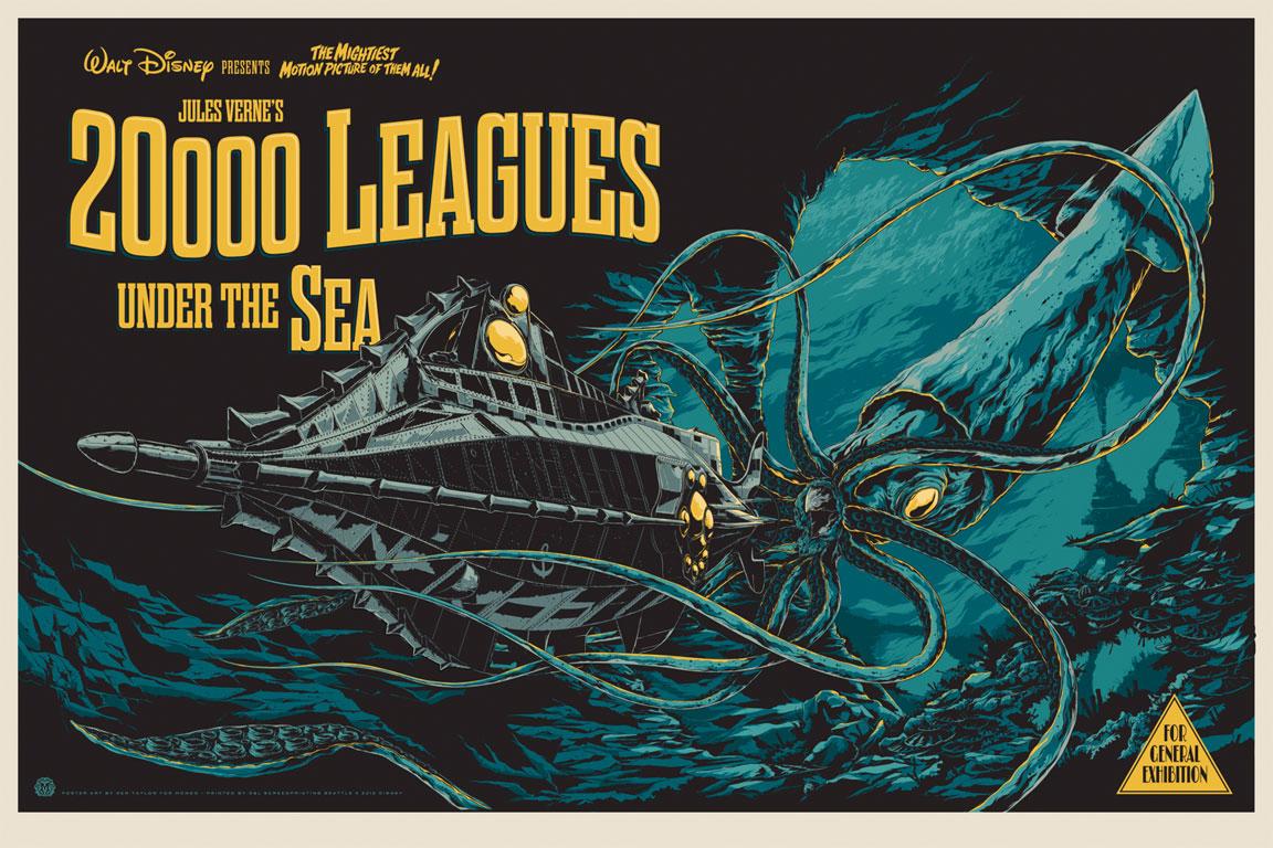 20.000 leghe sotto i mari (Disney)