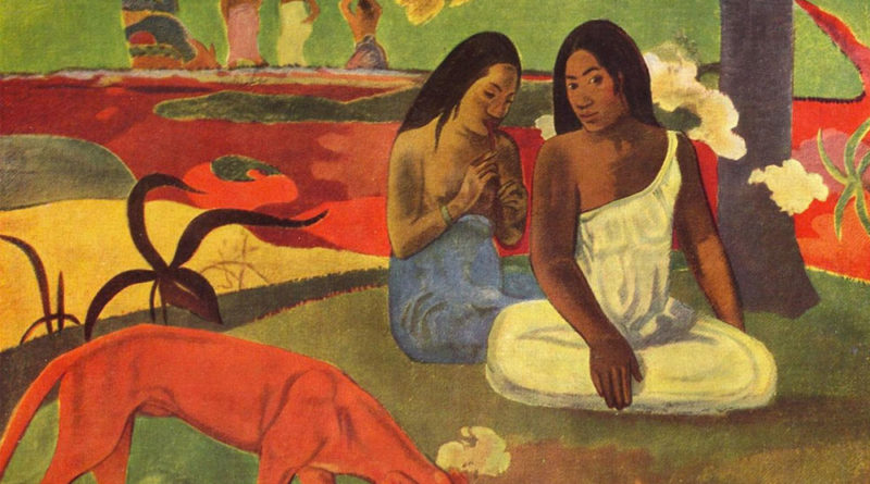 Ararea - Paul Gauguin - 1892