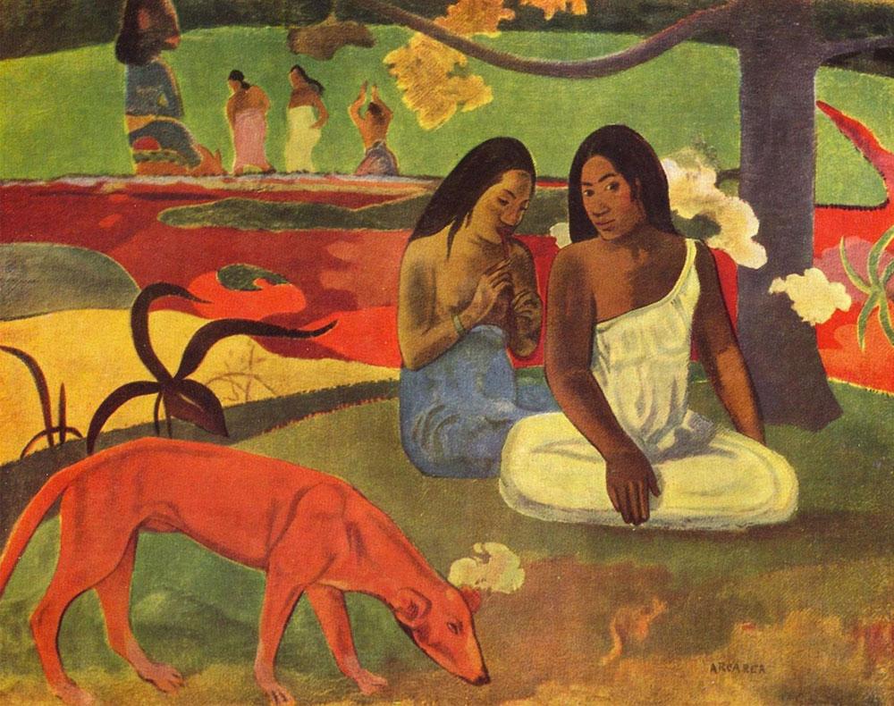 Ararea - Paul Gauguin - 1892