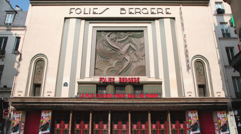 Folies Bergere - ingresso - entrance