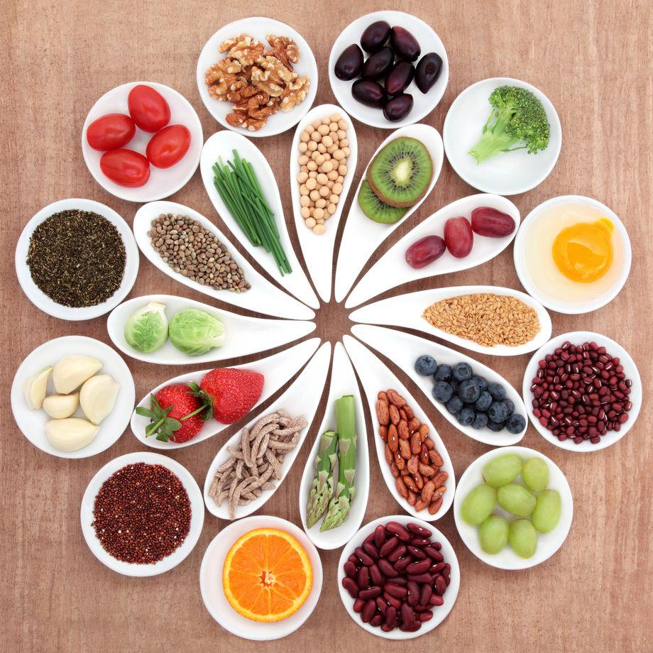 Mangiare sano e con gusto