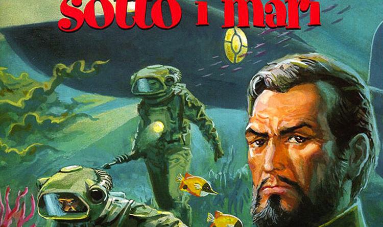 Ventimila leghe sotto i mari - Verne