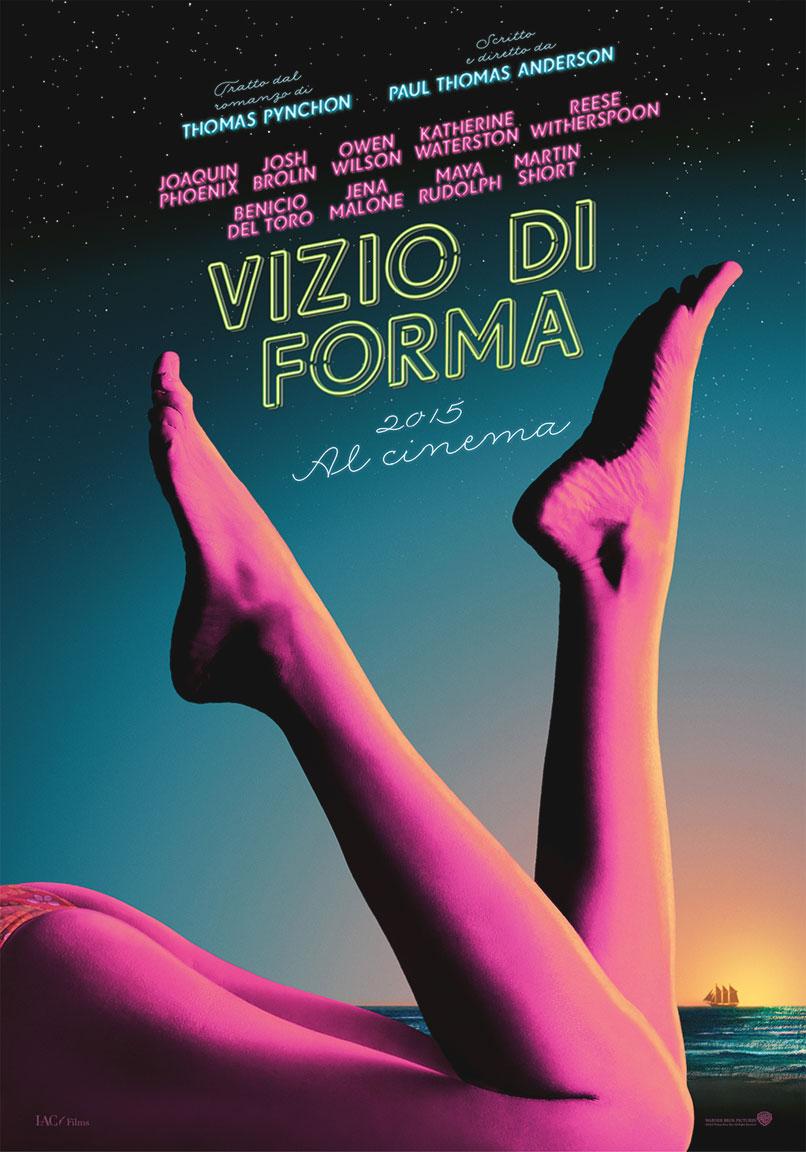 Vizio di forma - Locandina - Poster