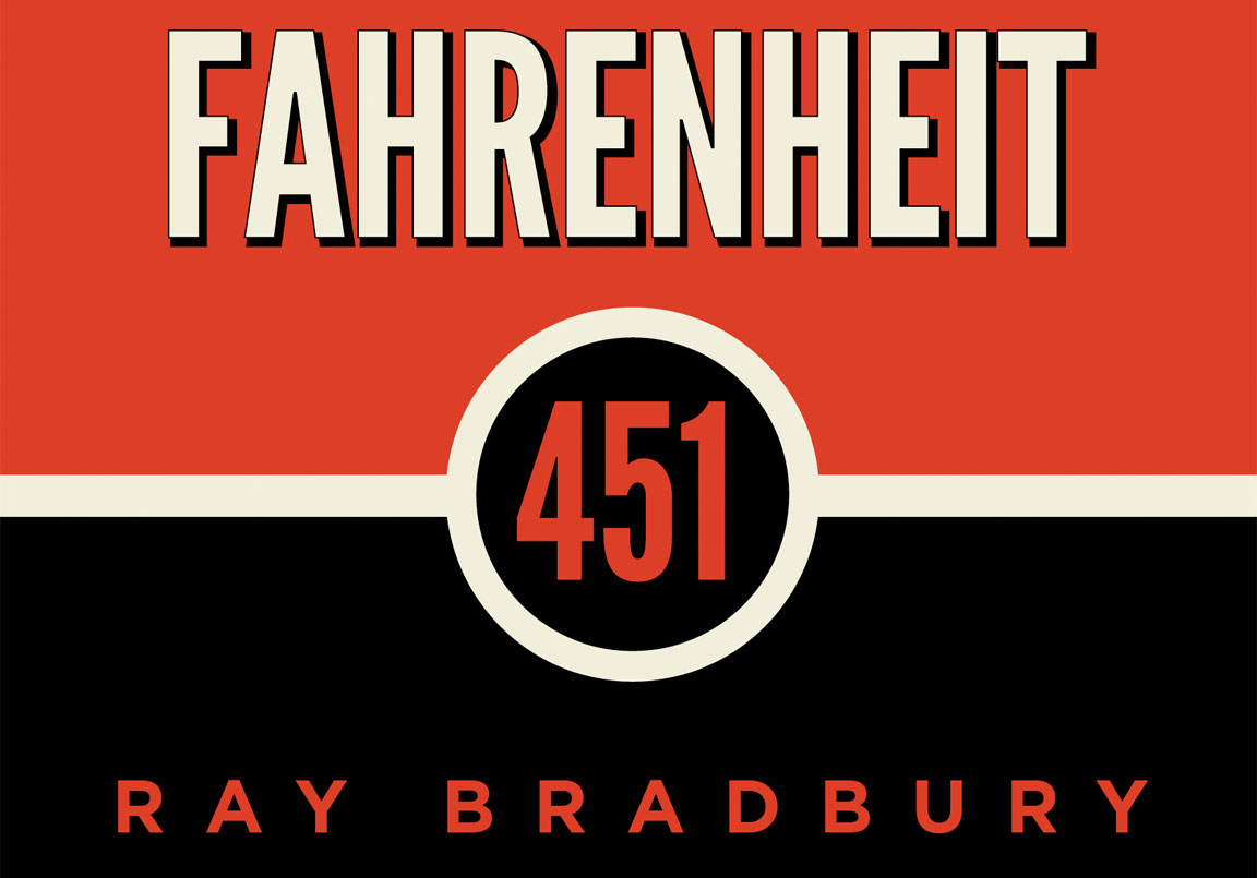 an examination of ray bradburys fahrenheit 451 Even though it's relatively short, choosing a list of my favorite fahrenheit 451 quotes was a challenge our love for ray bradbury at book riot.