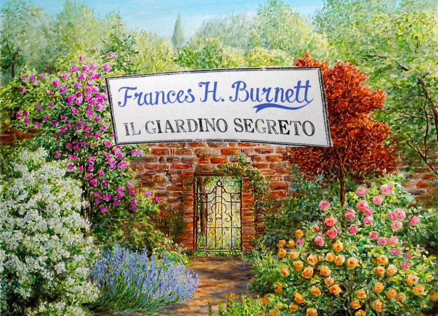 Il giardino segreto - Frances Hodgson Burnett - 1910 - riassunto