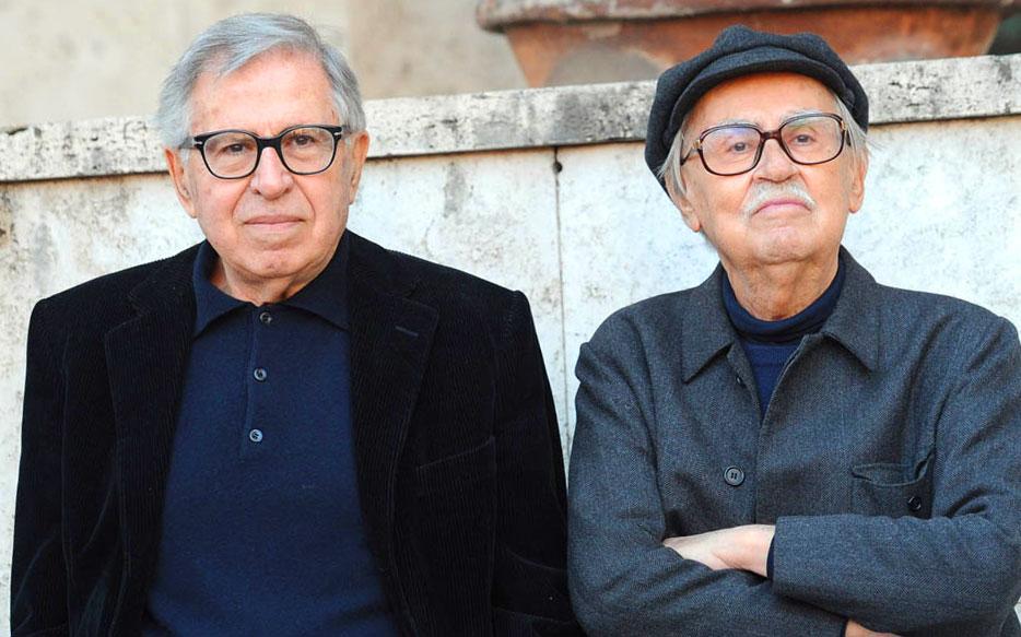 Paolo e Vittorio Taviani - registi