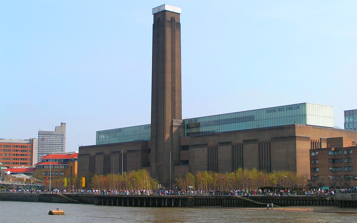 Tate Modern Gallery - London