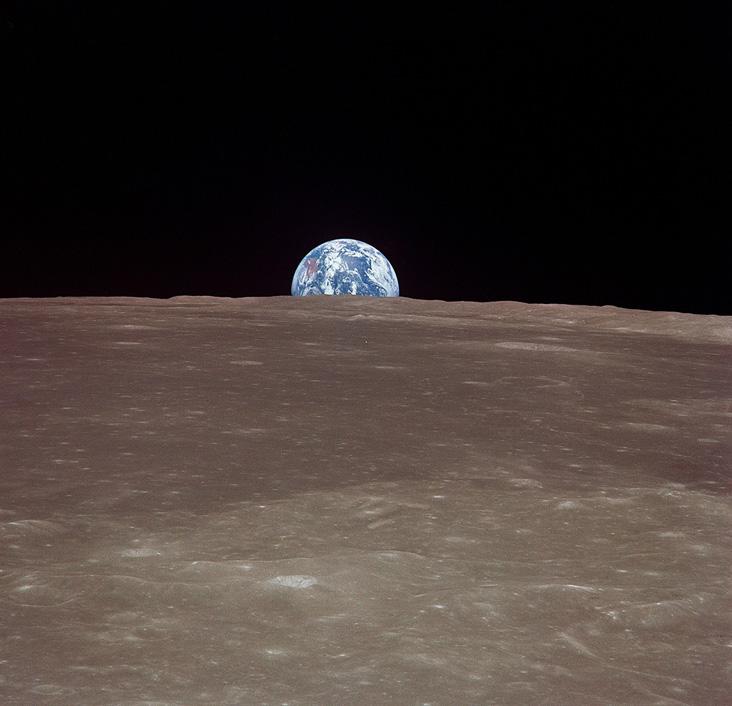Terra dalla Luna