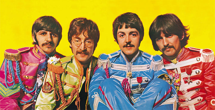 Beatles - Sgt Pepper