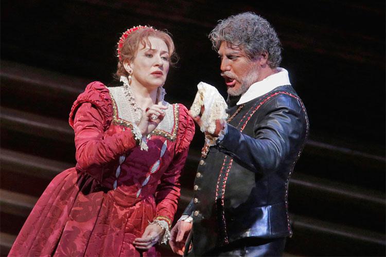 Desdemona e Otello