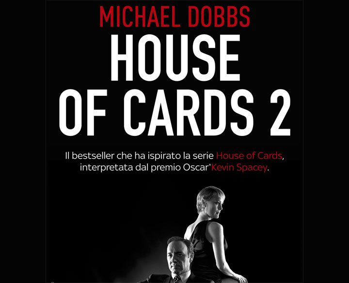House of cards 2 - libro