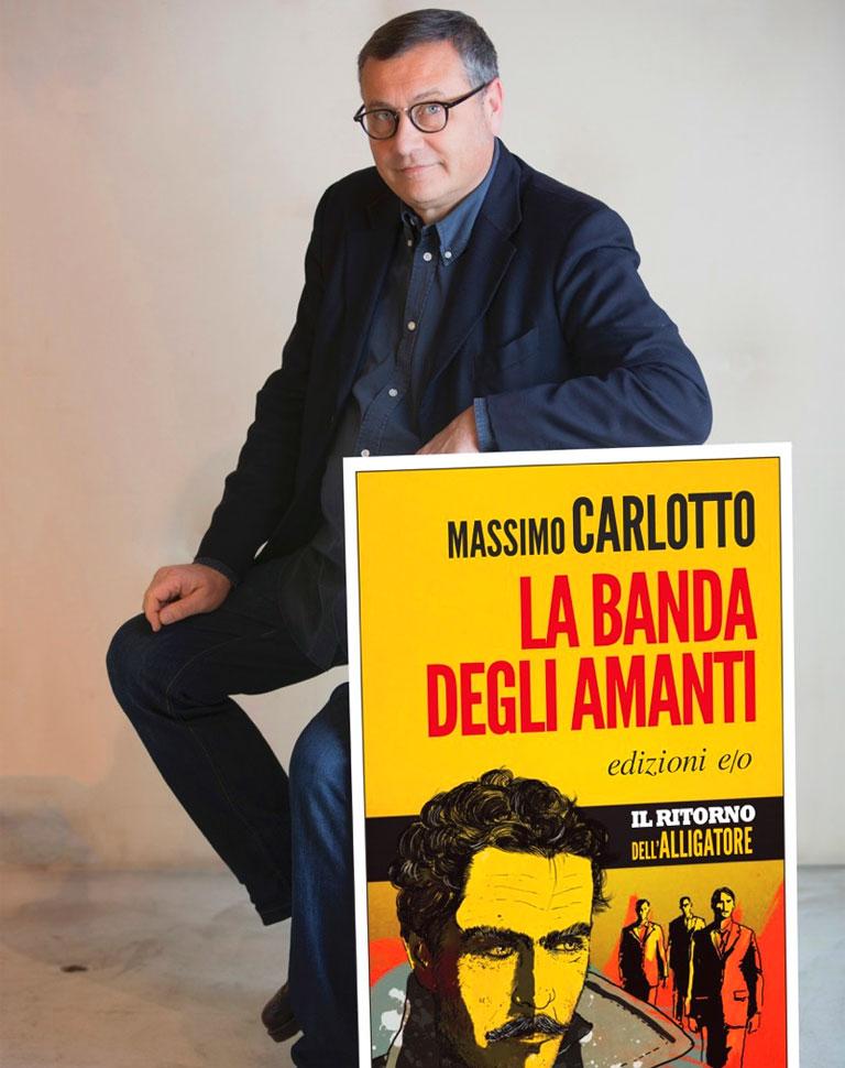 La banda degli amanti - Massimo Carlotto - 2015