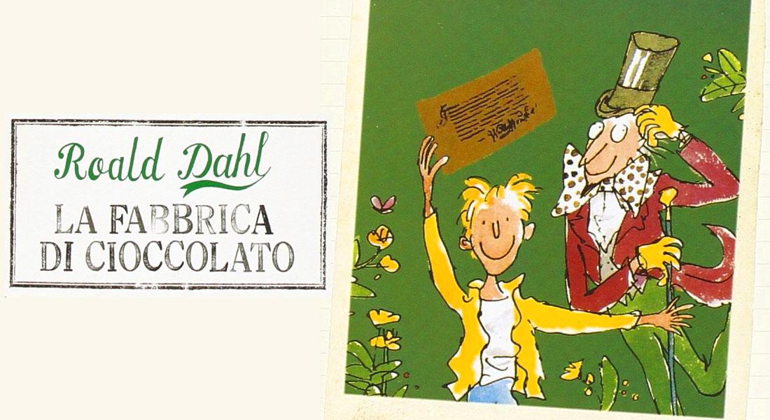 La fabbrica di cioccoloato - Roald Dahl - romanzo 1964