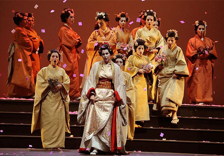 Madama Butterfly - nozze - matrimonio
