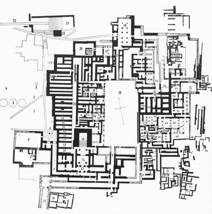 Palazzo reale di Cnosso