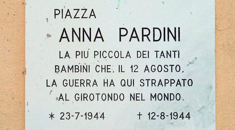 Eccidio di Sant'Anna di Stazzema - 12 agosto 1944
