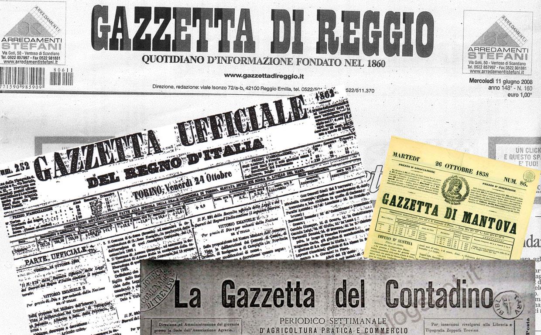 Gazzette