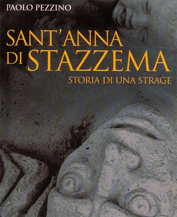 Sant'Anna di Stazzema (Lucca) - libro sulla strage
