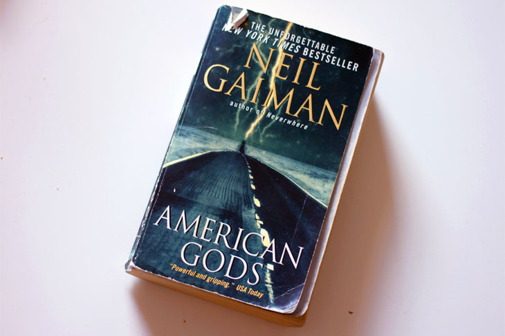 American Gods - libro
