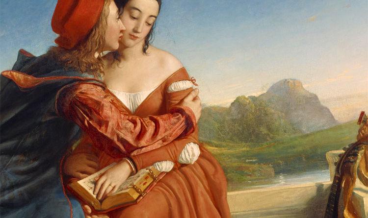 Francesca da Rimini - quadro