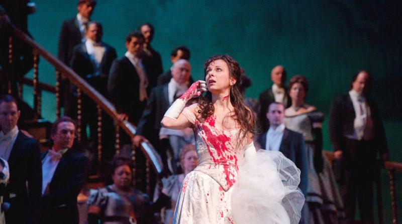 Lucia di Lammermoor - una scena