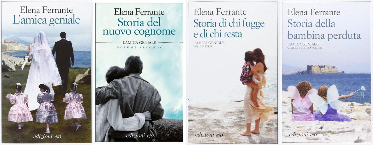 Amica geniale - ciclo - Elena Ferrante